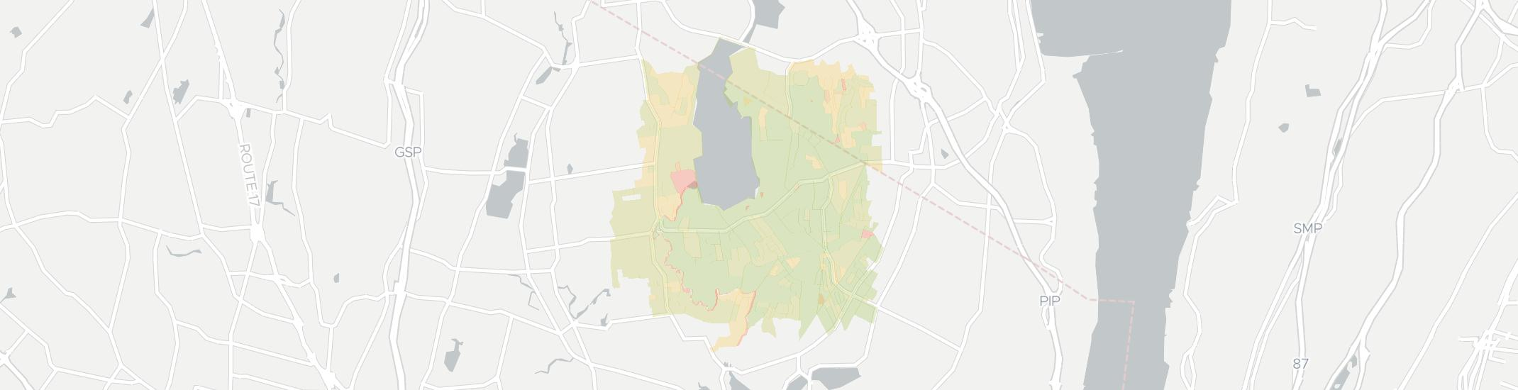 Old Tappan Internet Competition Map. Click for interactive map.