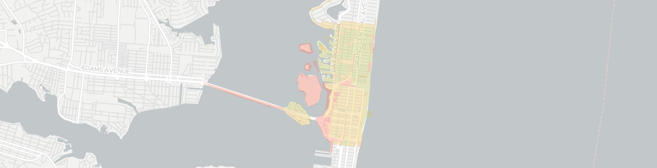 Seaside Heights Internet Competition Map. Click for interactive map.