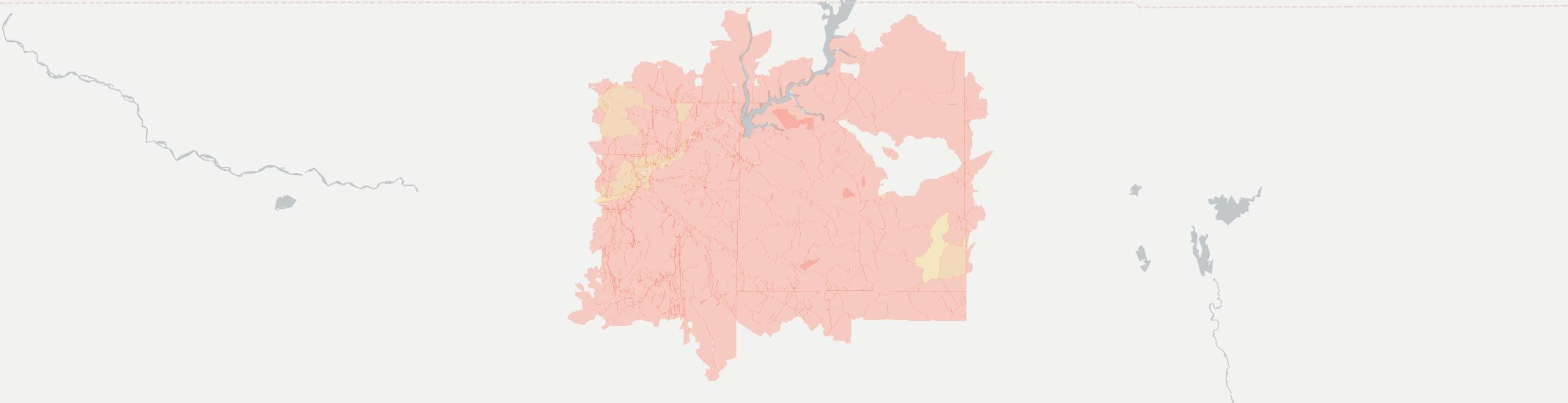 Blanco Internet Competition Map. Click for interactive map.