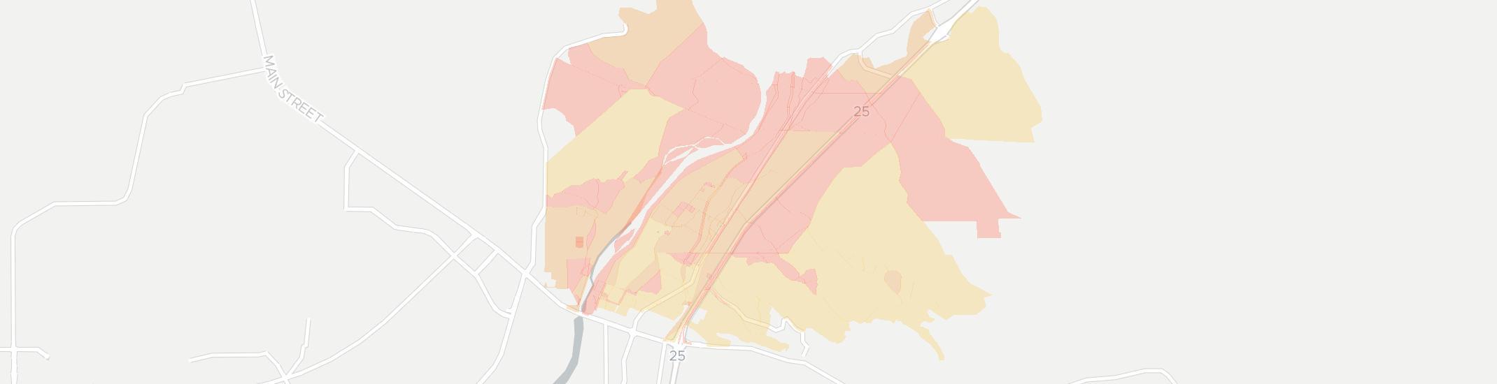 Santa Ana Pueblo Internet Competition Map. Click for interactive map.
