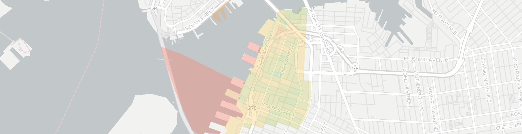 Brooklyn Heights Internet Competition Map. Click for interactive map.