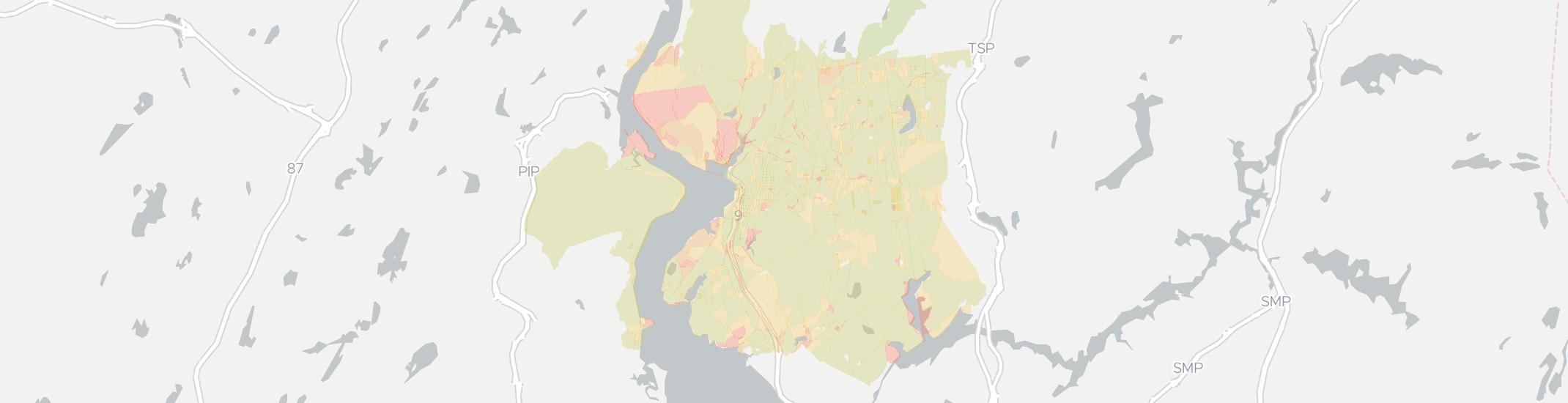 Cortlandt Manor Internet Competition Map. Click for interactive map.