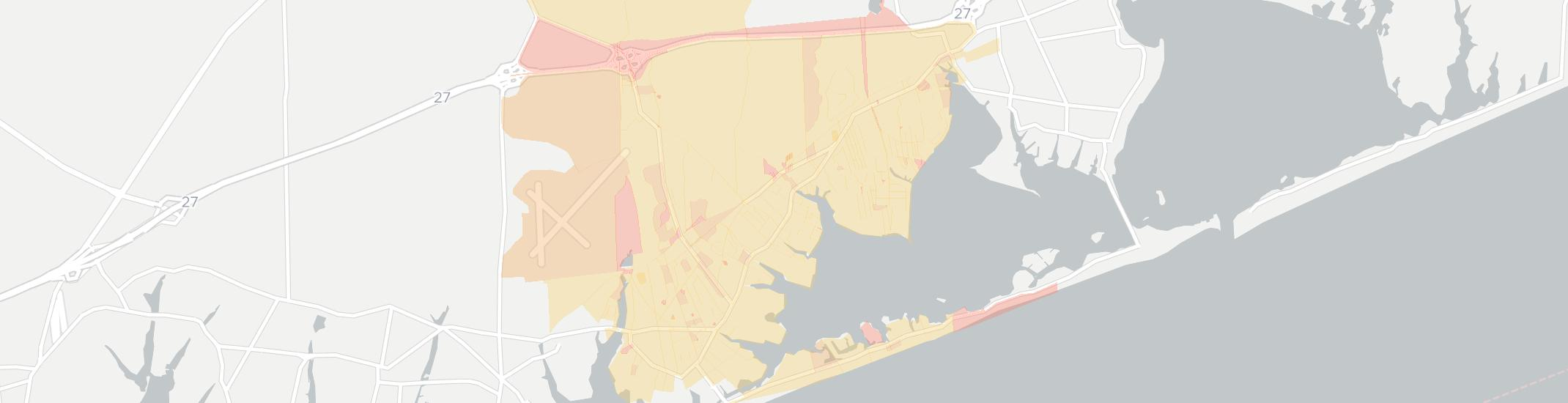East Quogue Internet Competition Map. Click for interactive map.