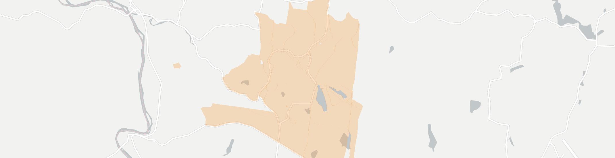 Kenoza Lake Internet Competition Map. Click for interactive map.