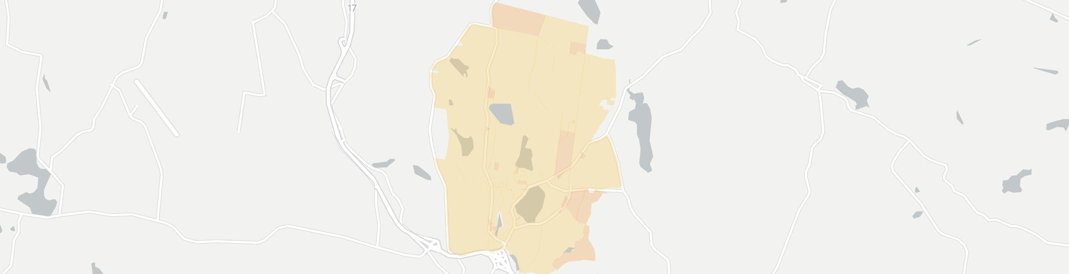 Kiamesha Lake Internet Competition Map. Click for interactive map.