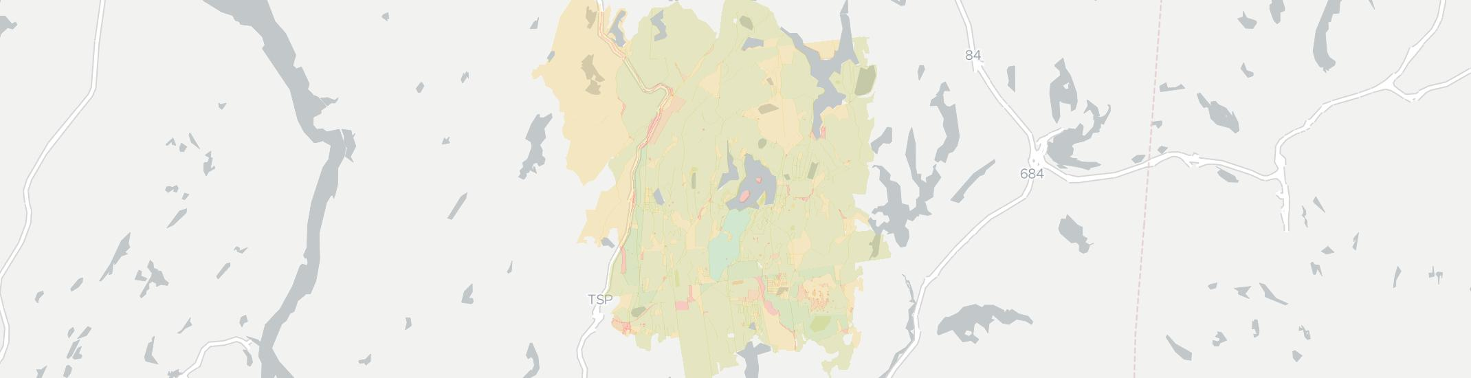 Mahopac Internet Competition Map. Click for interactive map.