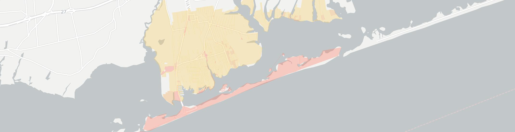 Mastic Beach Internet Competition Map. Click for interactive map.