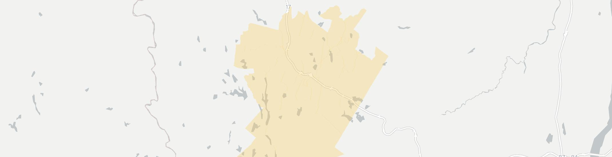 Monticello Internet Competition Map. Click for interactive map.