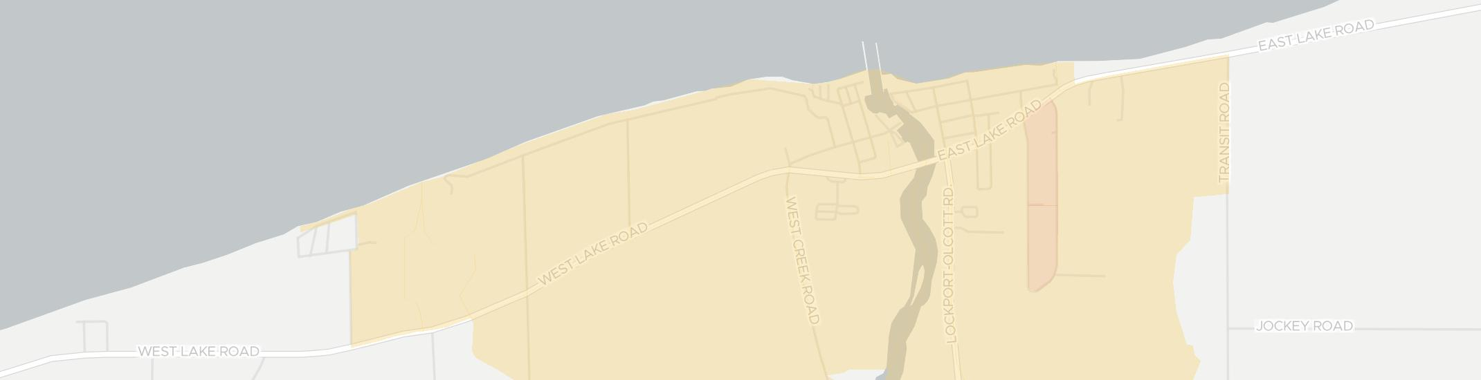 Olcott Internet Competition Map. Click for interactive map.