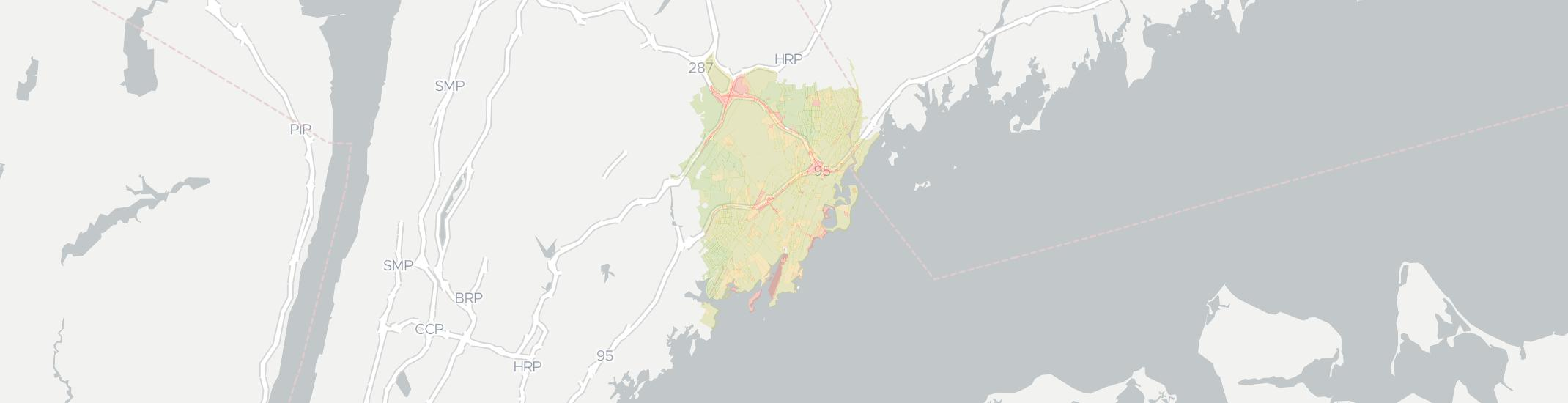 Rye Internet Competition Map. Click for interactive map.
