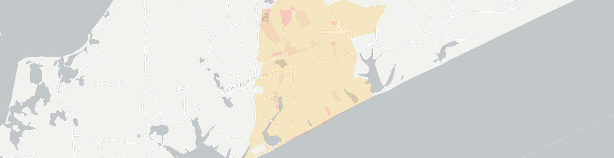 Sagaponack Internet Competition Map. Click for interactive map.