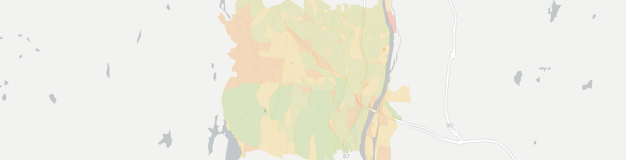 Selkirk Internet Competition Map. Click for interactive map.