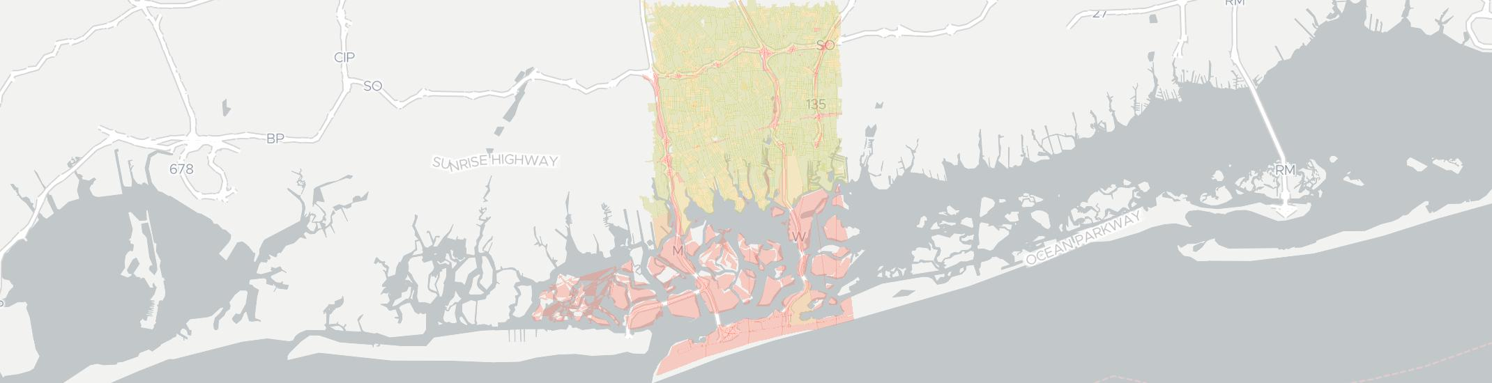 Wantagh Internet Competition Map. Click for interactive map.