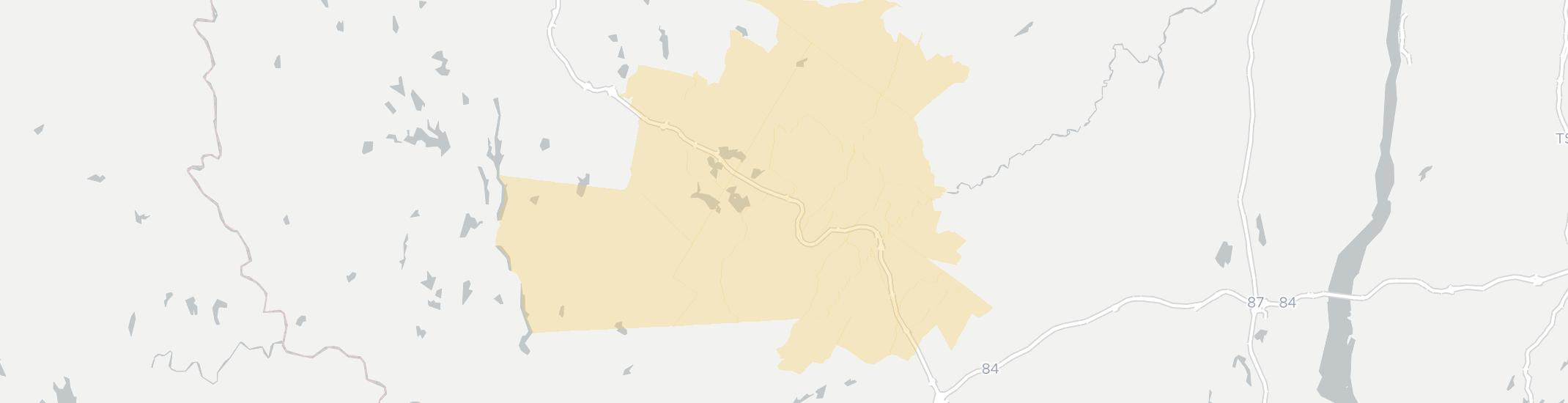 Wurtsboro Internet Competition Map. Click for interactive map.