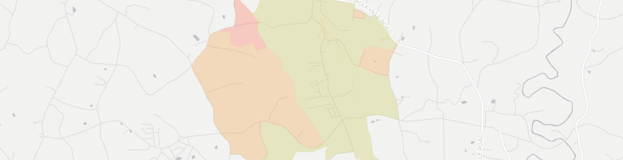 Kingstown Internet Competition Map. Click for interactive map.