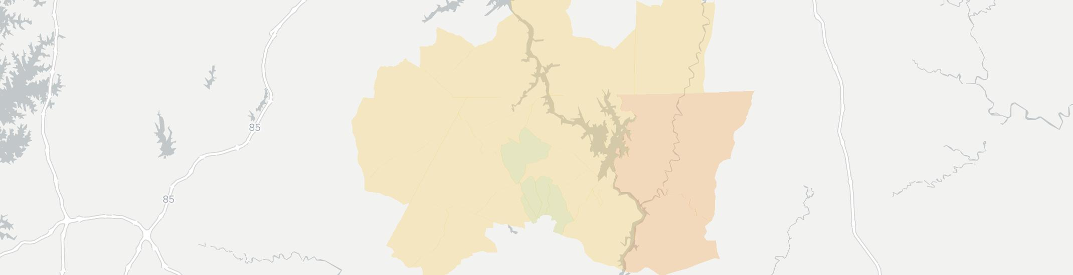 New London Internet Competition Map. Click for interactive map.