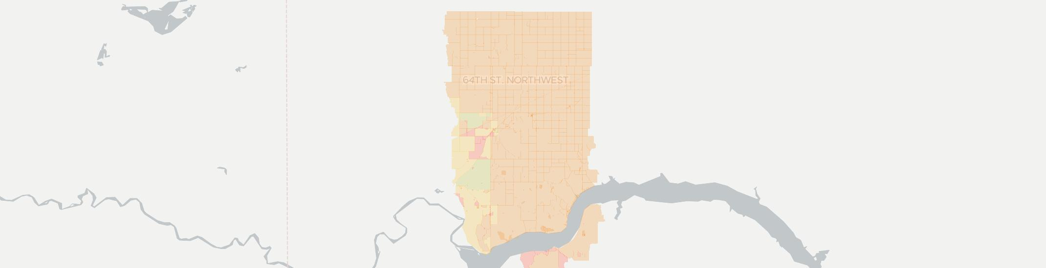 Epping Internet Competition Map. Click for interactive map.