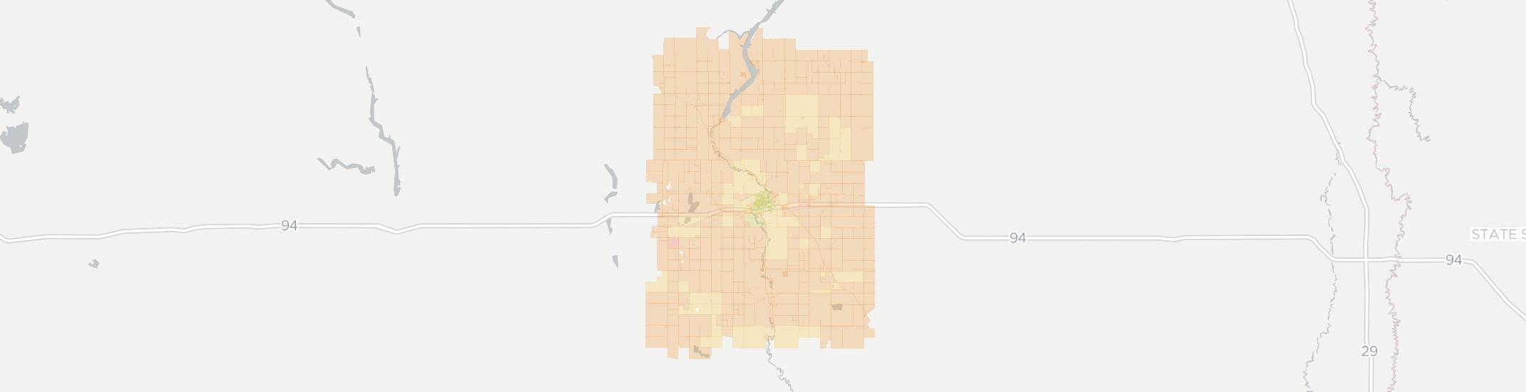 8 Best Internet Service Providers in Valley City, ND (Oct, 2019) Map Of Valley City North Dakota on map of paul's valley city, map of cities of the valley sun, taylor city of north dakota,