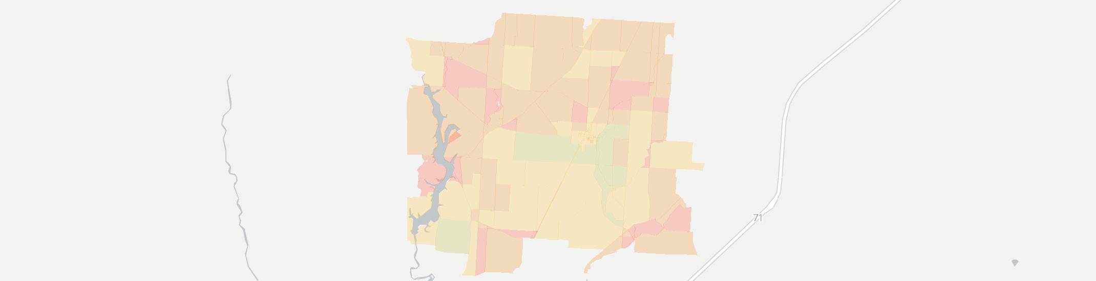 Ashley Ohio Map.Internet Providers In Ashley Oh Compare 13 Providers