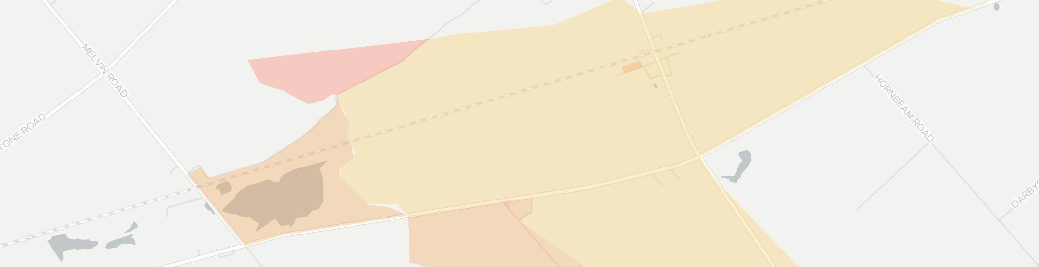 Reesville Internet Competition Map. Click for interactive map.