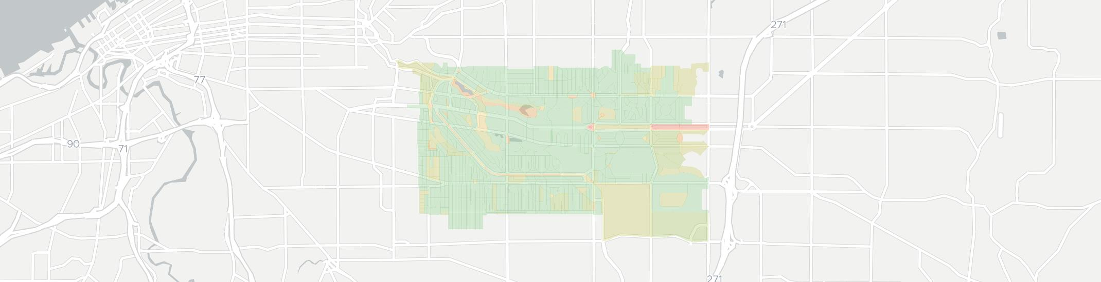 ForOffice | shaker heights ohio zip code map