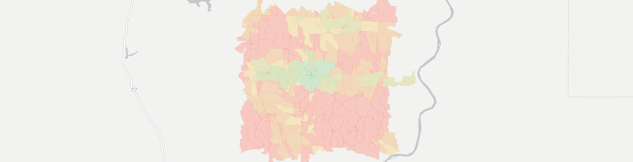 Woodsfield Ohio Map.Woodsfield Has 9 Internet Service Providers Up To 25 Mbps