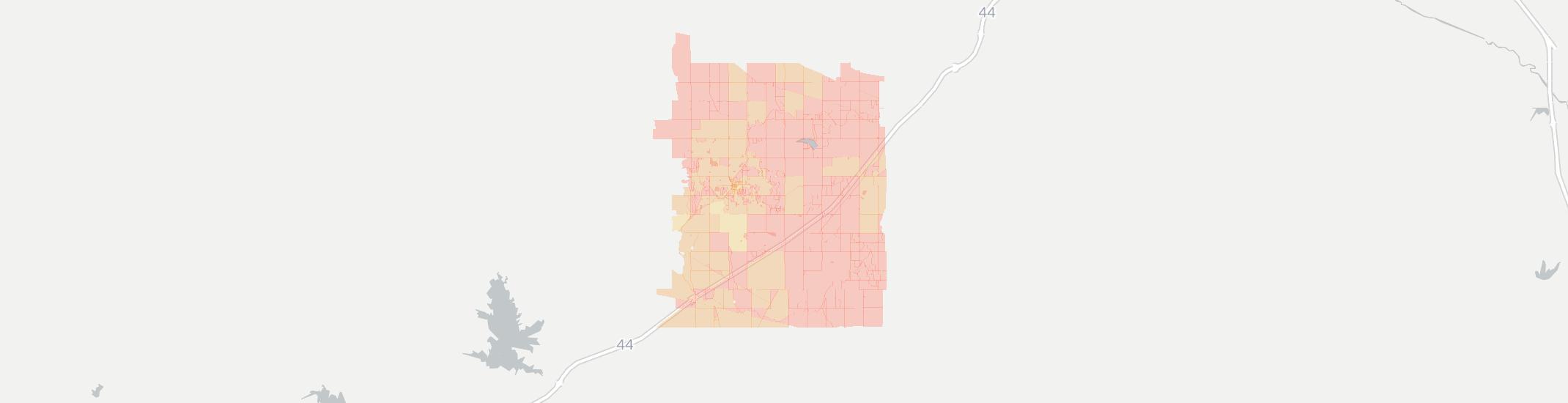 Cement Oklahoma Map.Internet Providers In Cement Compare 12 Providers Broadbandnow Com