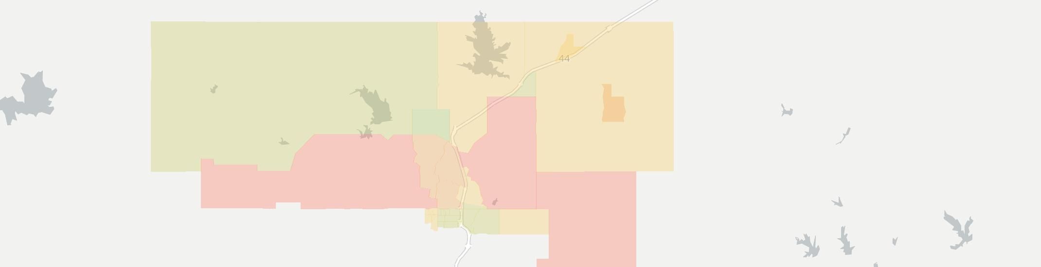Elgin Internet Competition Map. Click for interactive map.