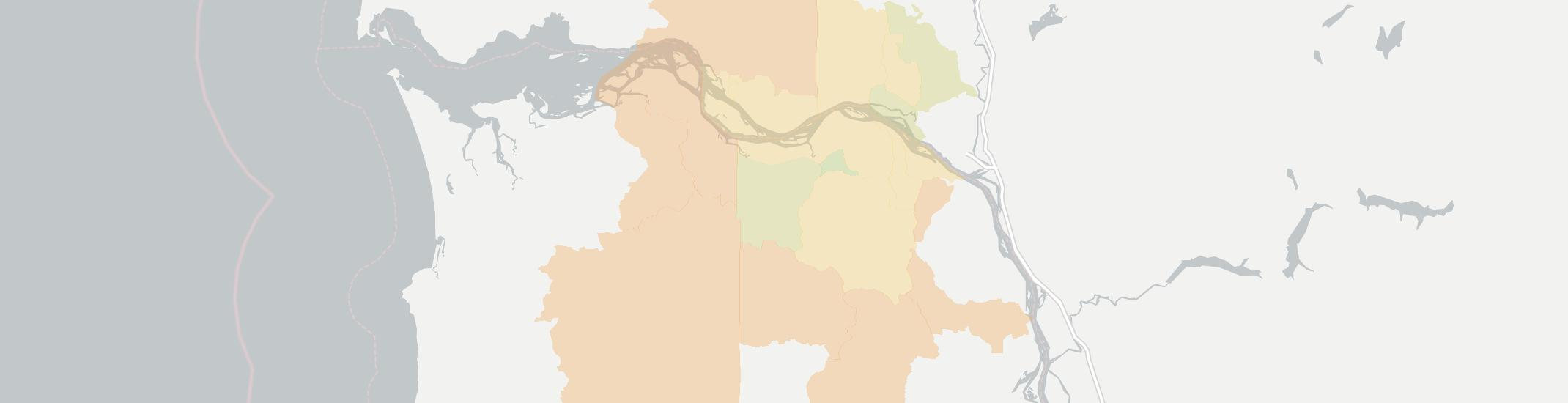 Clatskanie Internet Competition Map. Click for interactive map.