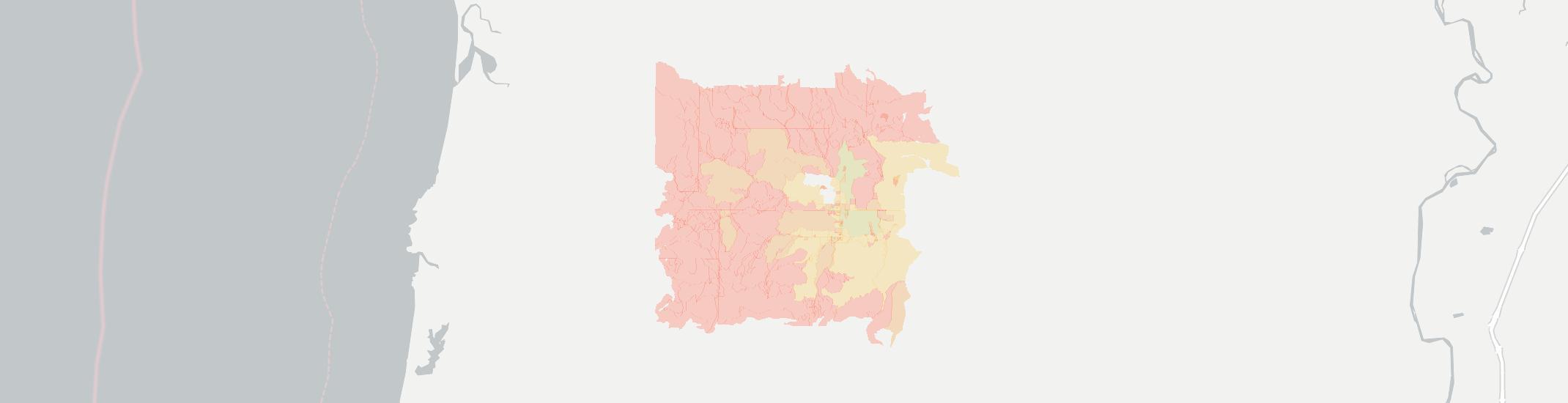 Grand Ronde Oregon Map.Internet Providers In Grand Ronde Compare 9 Providers