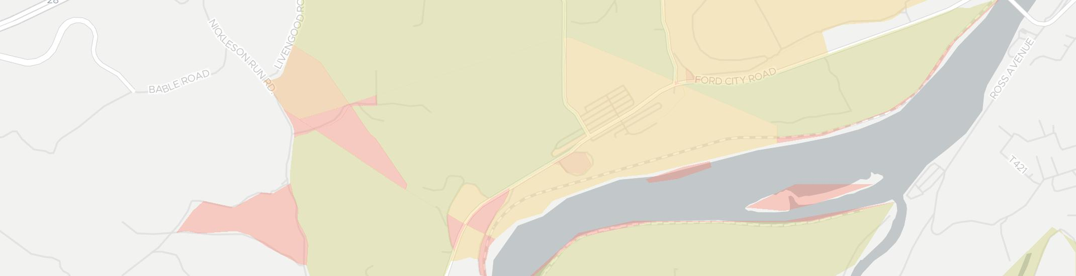 Cadogan Internet Competition Map. Click for interactive map.