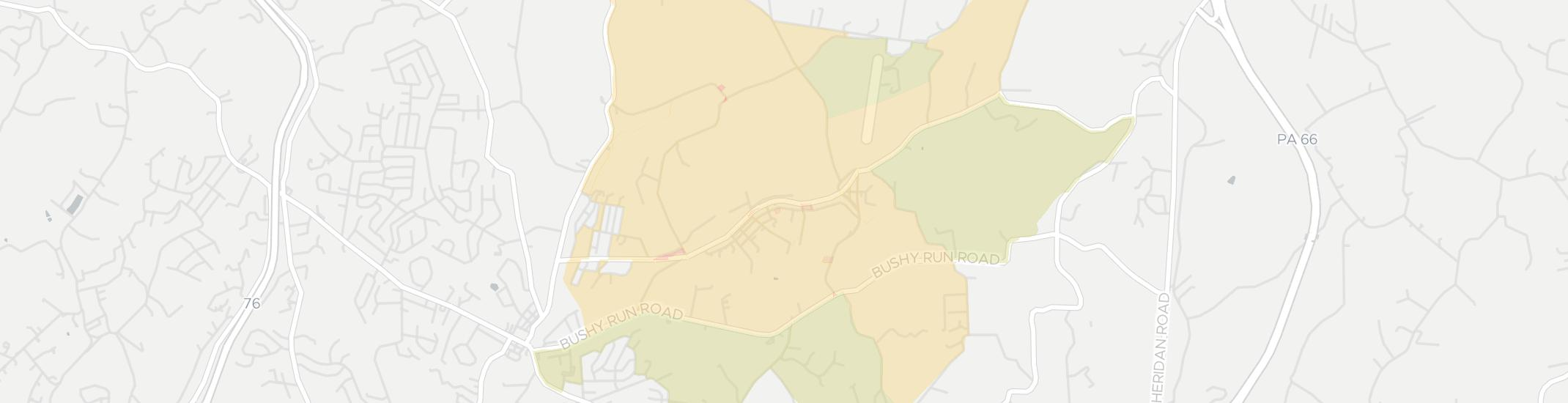 Claridge Internet Competition Map. Click for interactive map.