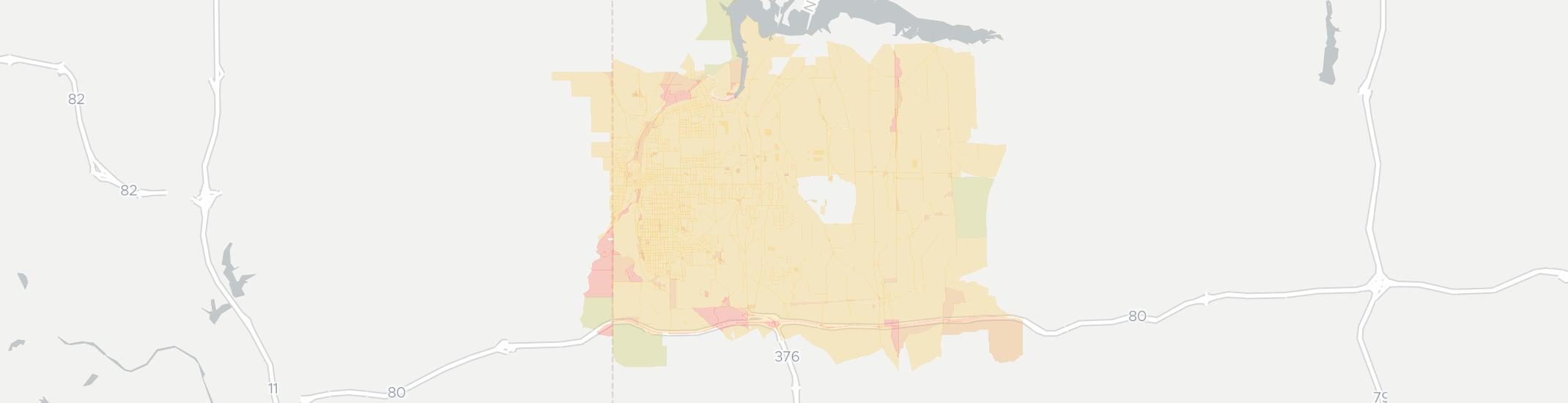 Hermitage Internet Competition Map. Click for interactive map.