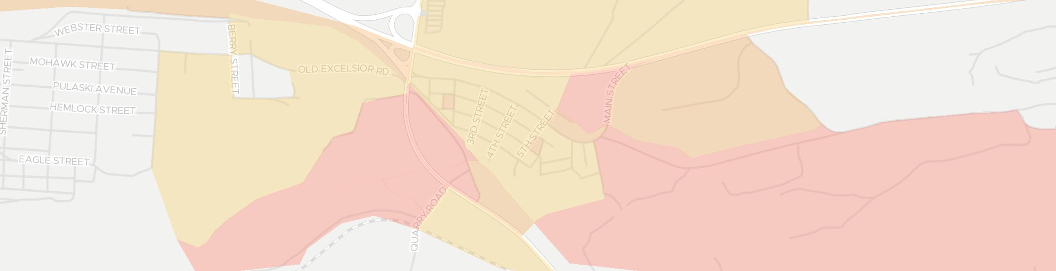 Ranshaw Internet Competition Map. Click for interactive map.