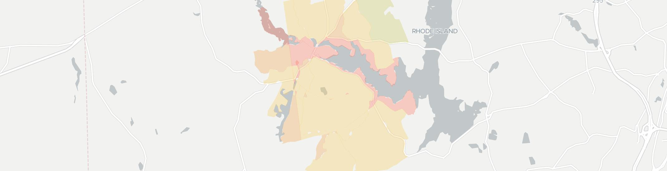 Clayville Internet Competition Map. Click for interactive map.