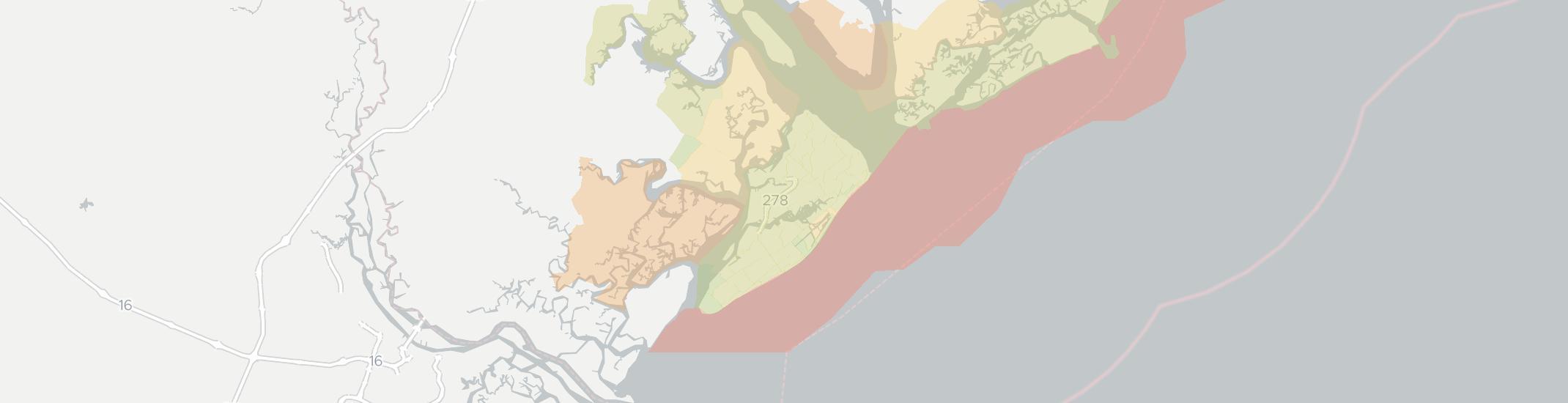 Hilton Head Island South Carolina Map.Internet Providers In Hilton Head Island Compare 14 Providers