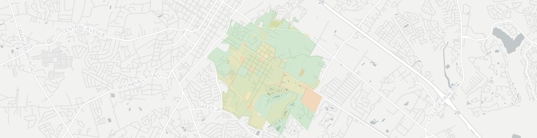 Lincolnville Internet Competition Map. Click for interactive map.