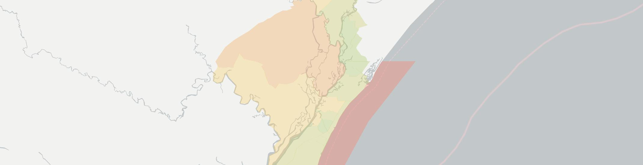 Pawleys Island Internet Competition Map. Click for interactive map.