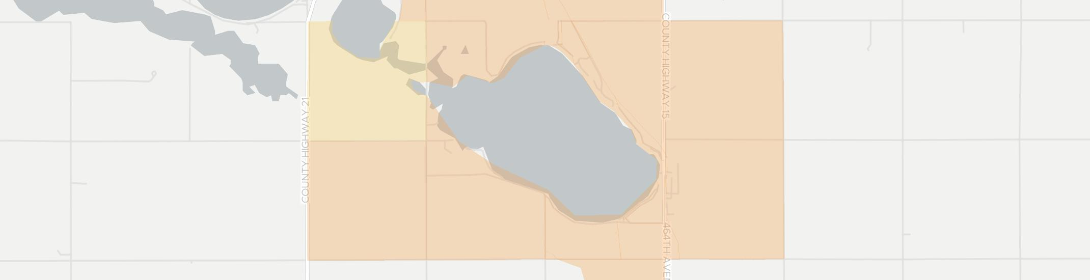 Brant Lake Internet Competition Map. Click for interactive map.