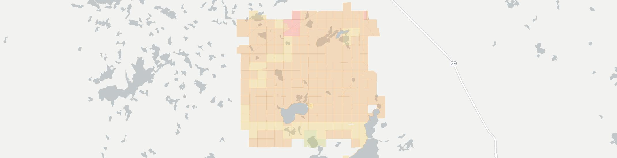 Hayti Internet Competition Map. Click for interactive map.