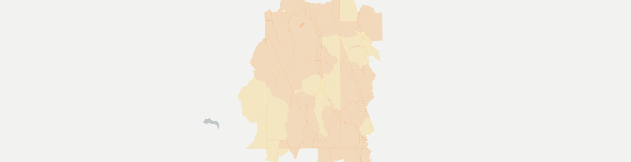 Manderson Internet Competition Map. Click for interactive map.