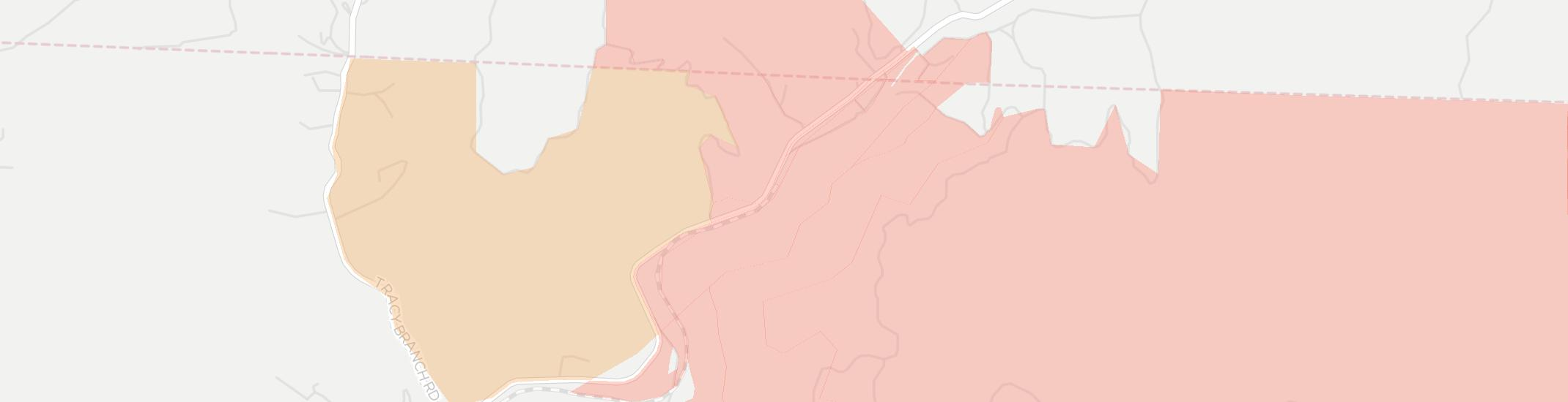 Pruden Internet Competition Map. Click for interactive map.