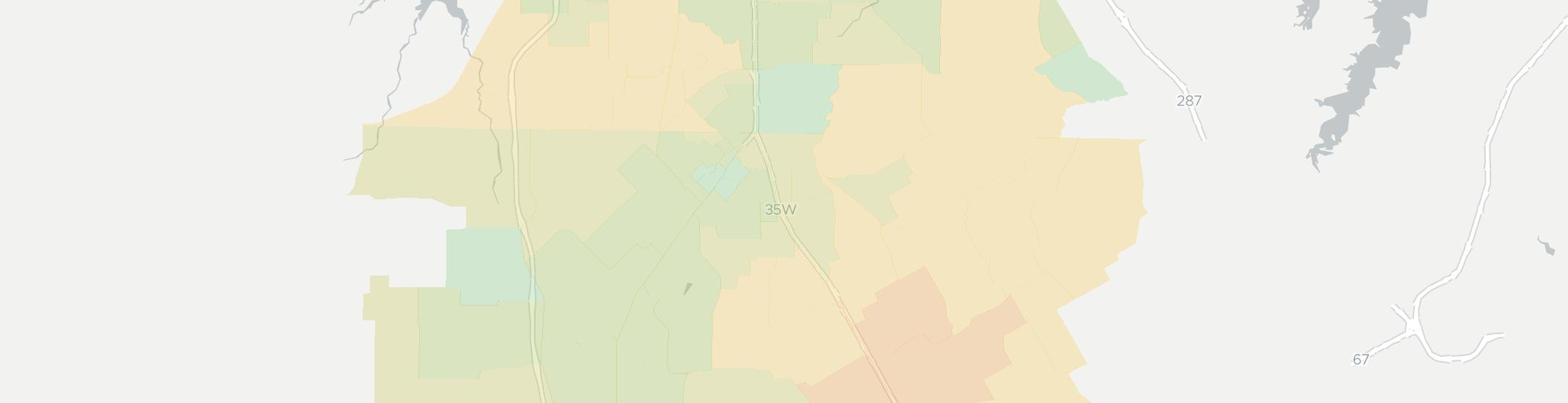 Burleson Tx Zip Code Map.Internet In Burleson See All 25 Internet Providers