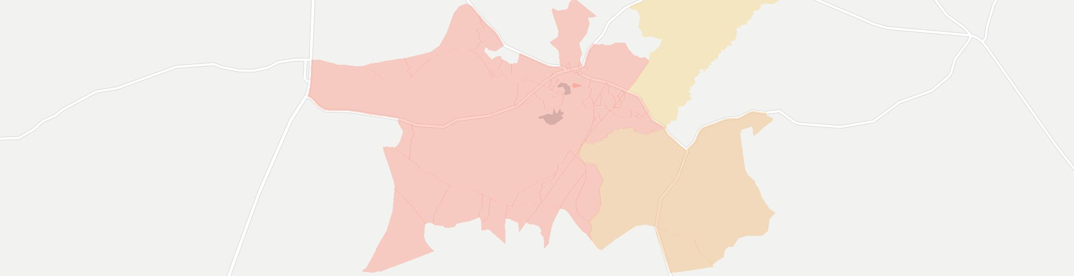 Camden Internet Competition Map. Click for interactive map.