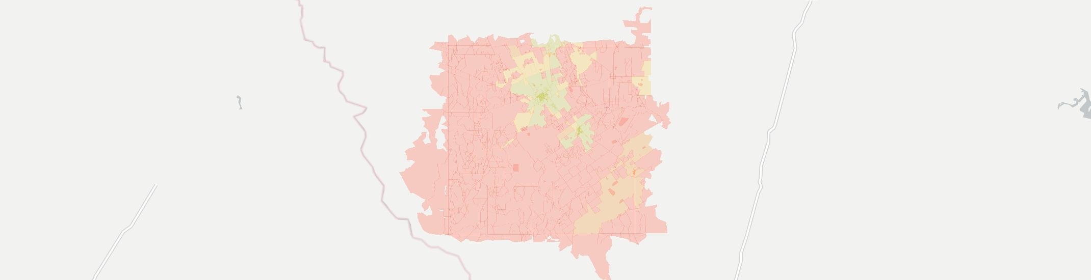 Carrizo Springs Internet Competition Map. Click for interactive map.