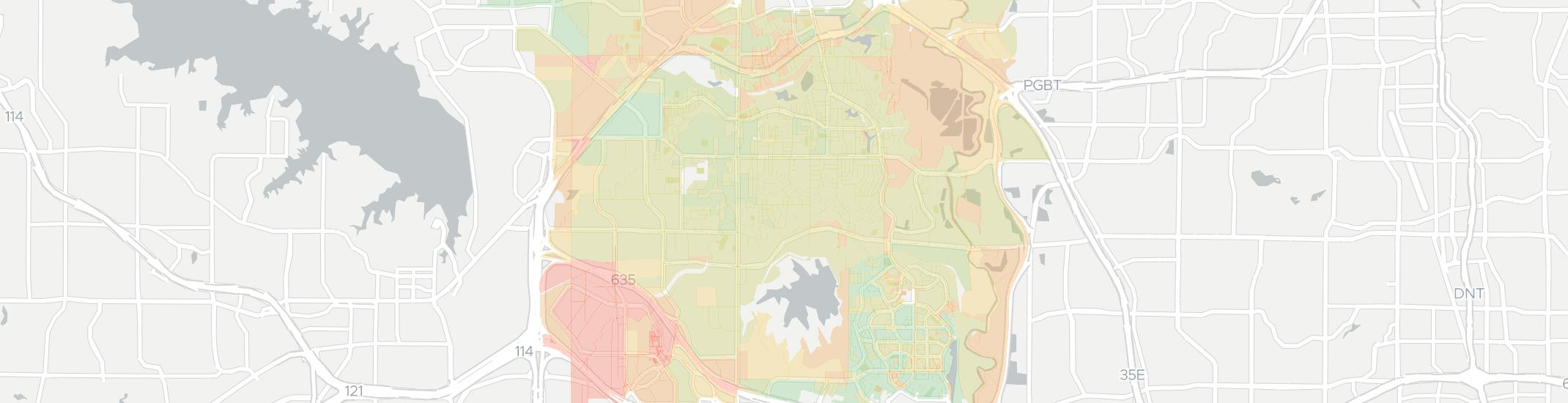 Coppell Tx Zip Code Map.Internet Providers In Coppell Compare 19 Providers
