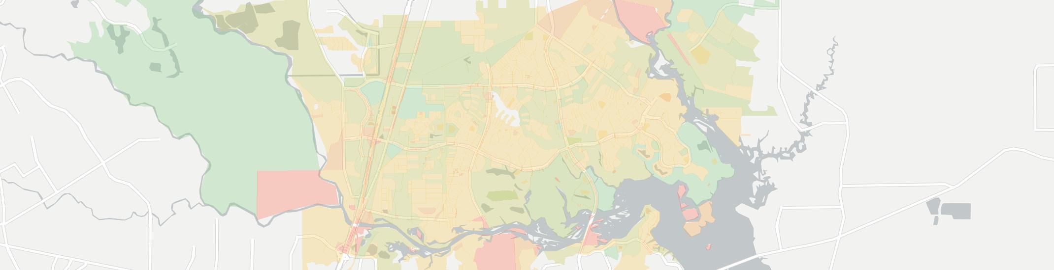 Map Of Kingwood Texas.Kingwood Tx Has 19 Internet Service Providers Broadbandnow Com