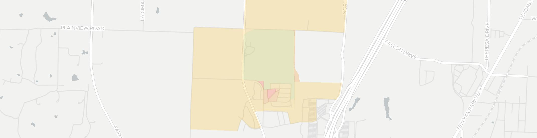 Knollwood Internet Competition Map. Click for interactive map.