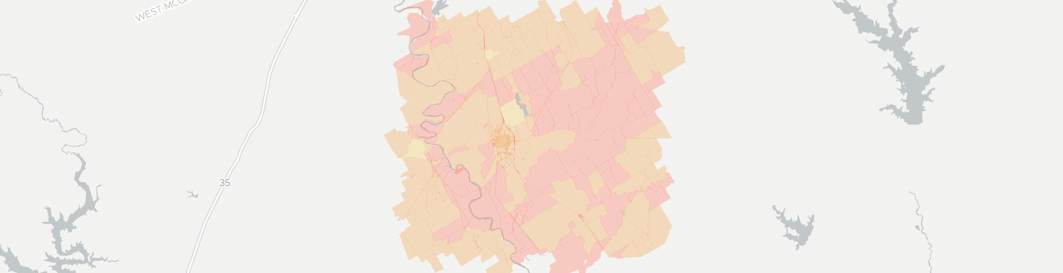 Marlin Internet Competition Map. Click for interactive map.