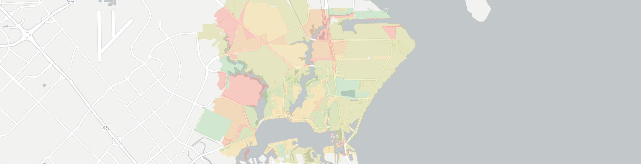 Seabrook Internet Competition Map. Click for interactive map.
